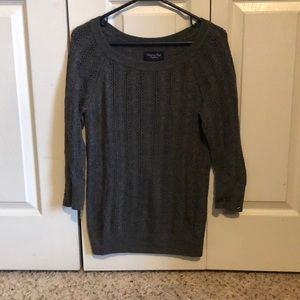 Gray AE Sweater